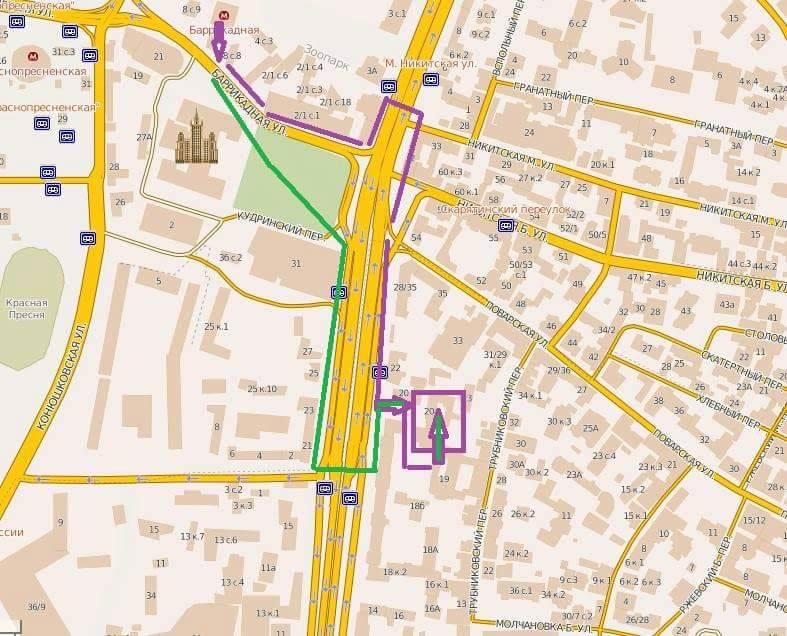 Парфюмерное-ателье-Аромаобраз-карта-проезда