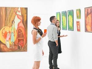 Сотрудничество с галереями-искусств