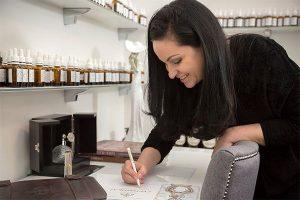 Мастер-класс для женщин «Как научиться делать свои духи», Парфюмерное ателье Аромаобраз - создать свой аромат