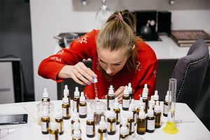 Мастер класс по созданию аромата