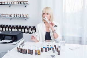 Профессия-парфюмер
