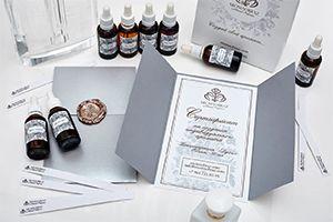 Сертификат на создание духов