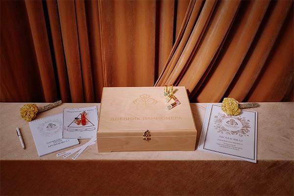 Задача парфюмерного дневника